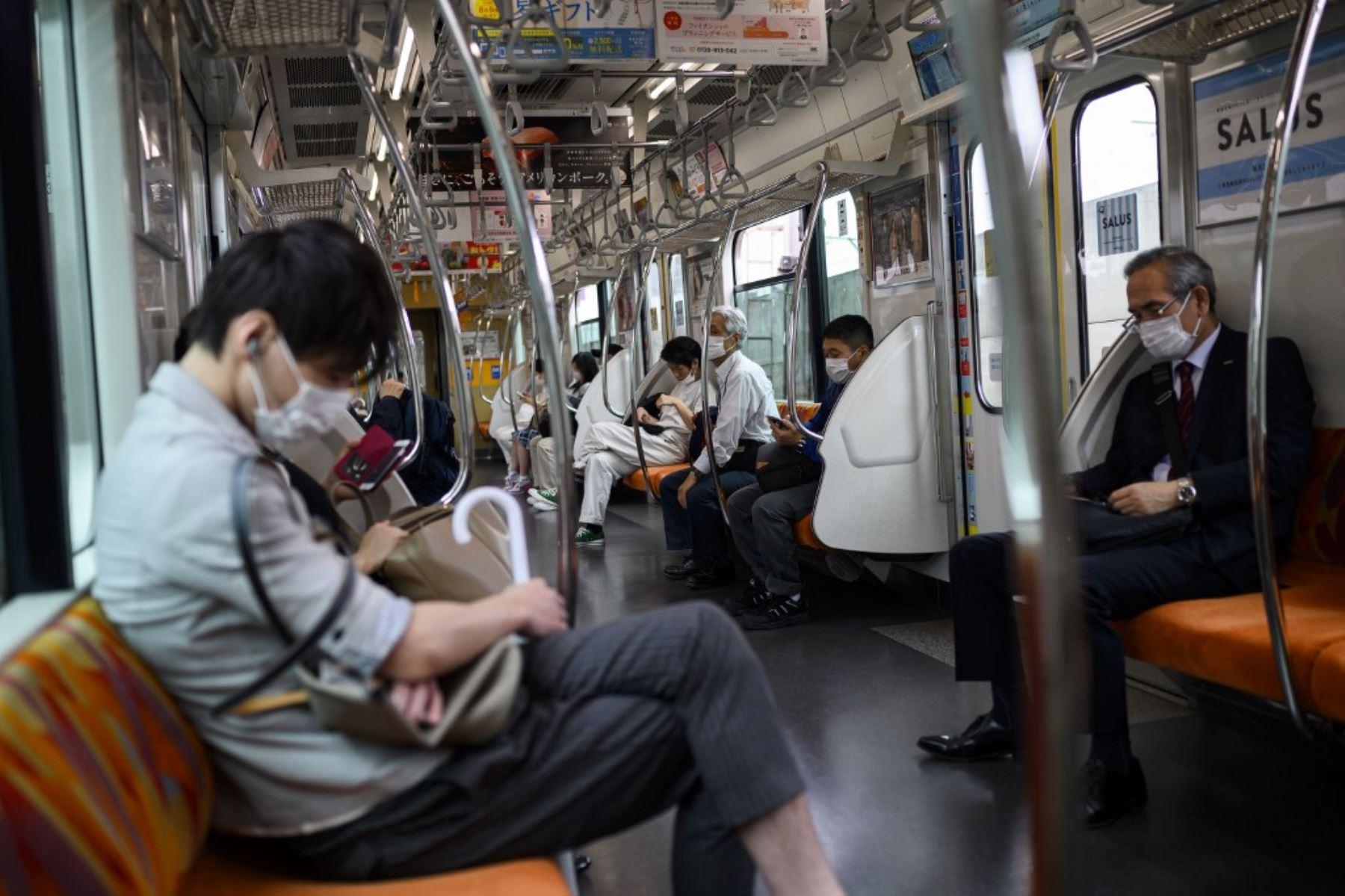 Durante el estado de emergencia en Japón, los ciudadanos tiene el derecho de circular libremente por el país (Foto: Andina)