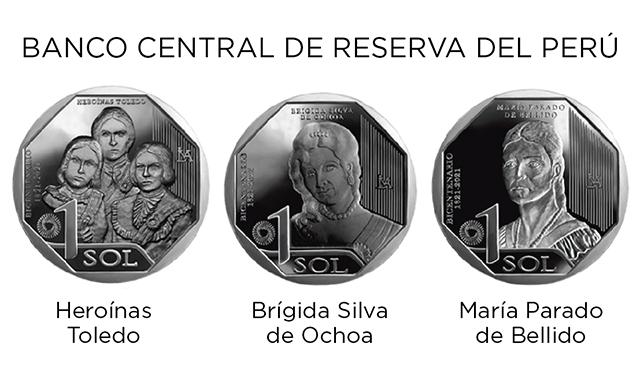 Diversas actividades oficiales se vienen llevando a cabo, entre ellas, la emisión de monedas conmemorativas del Bicentenario (Foto: Andina).