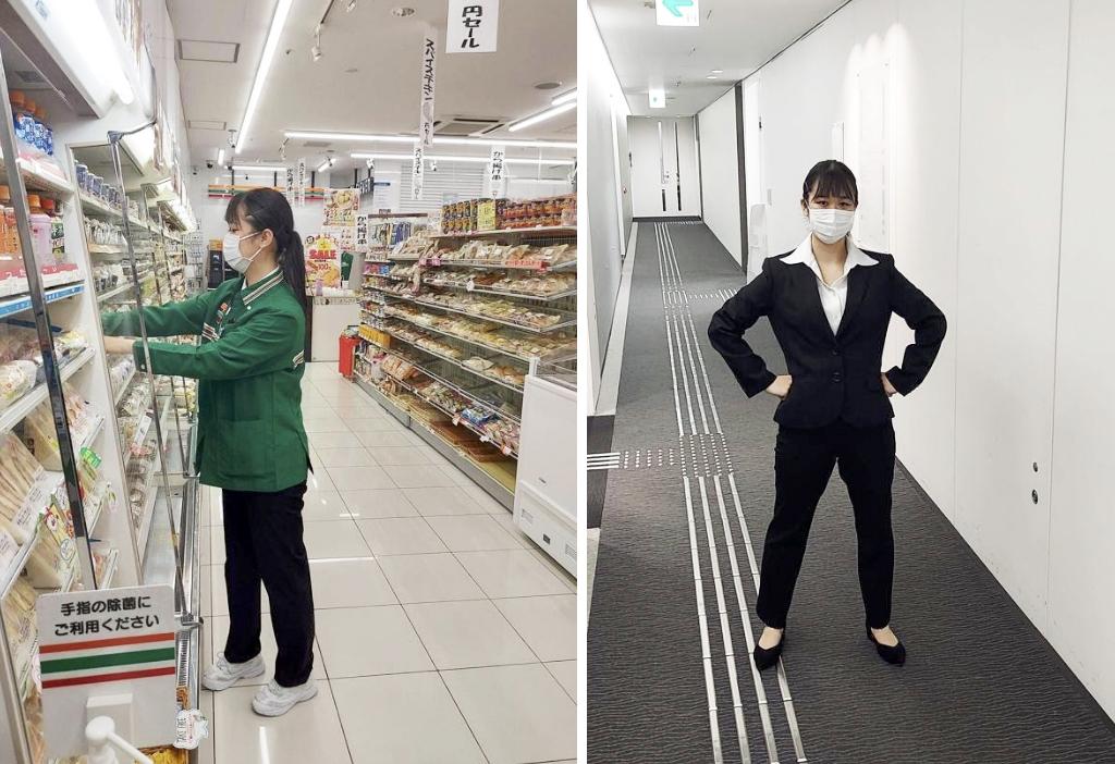 Heroína Ayumi hija de héroes que llegaron a Japón hace 19 años