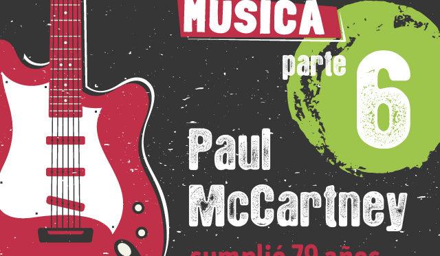 PAUL MCCARTNEY CUMPLIÓ 79 AÑOS (PARTE 6)