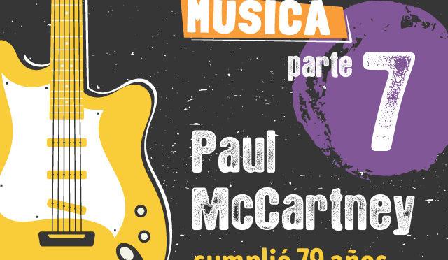 PAUL MCCARTNEY CUMPLIÓ 79 AÑOS (PARTE 7)