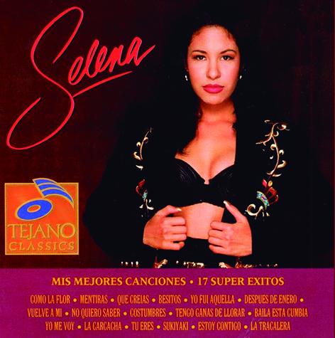 """Selena Quintanilla, la reina del tex-mex, también tuvo a """"Sukiyaki"""" en su repertorio"""